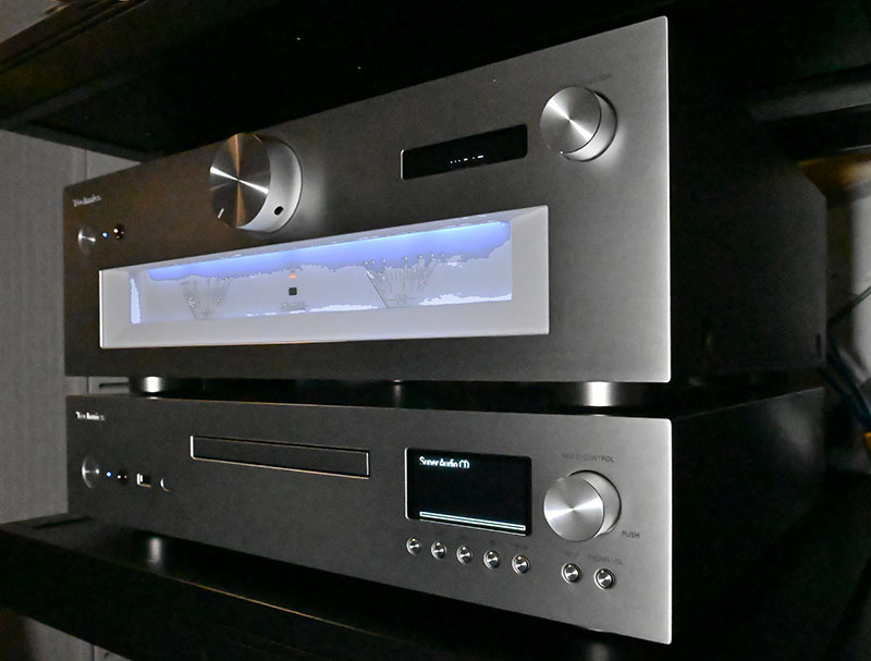 Technics SL-G700 Grand Class Networking Super Audio CD Player with MQA