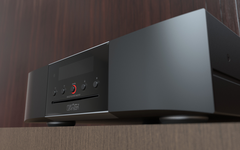 Mark Levinson Adds The No  5101 Streaming SACD/DAC To The