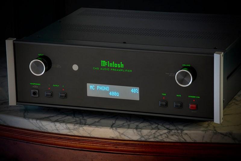 C49 pre amplifier by McIntosh