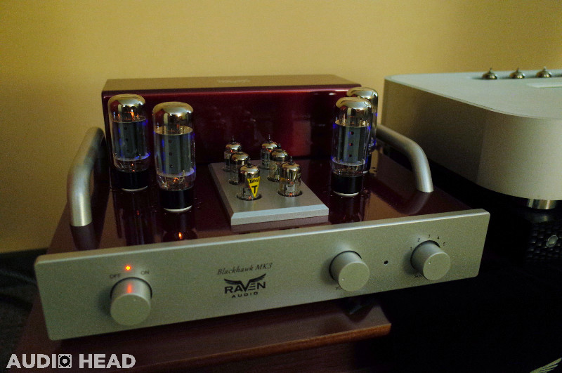 Raven Audio Amplifier