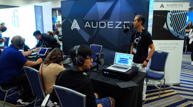 Audeze At CanJam 2019
