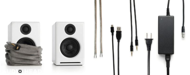 Audioengine A2+ Accessories
