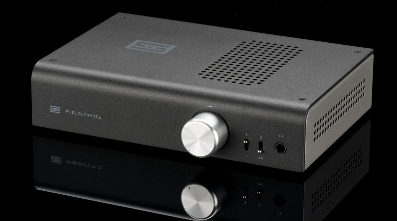 Schiit Asgard 3 Headphone Amplifier