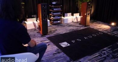 PS Audio Debuts AN3 Loudspeaker – RMAF 2019