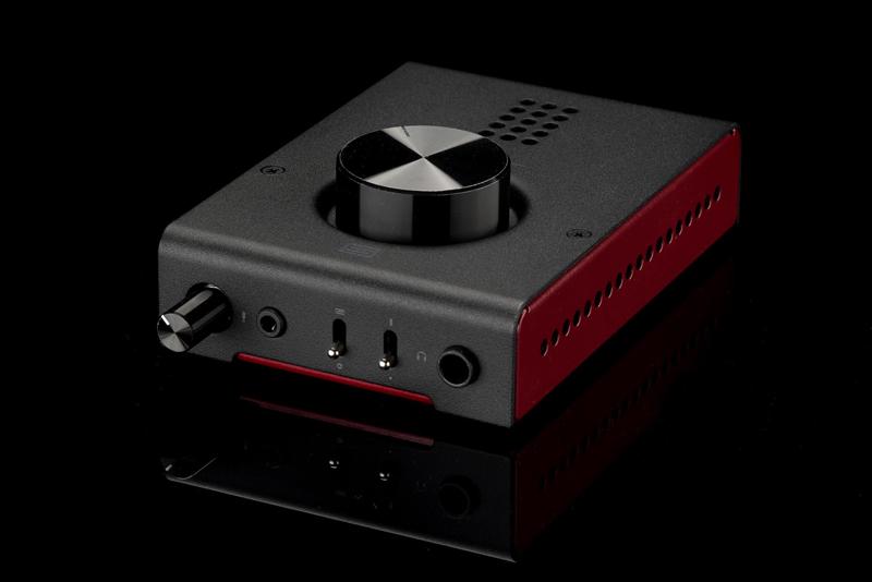 Schiit Audio Hel gaming headphone amplifier. Fulla 3 is also an option.