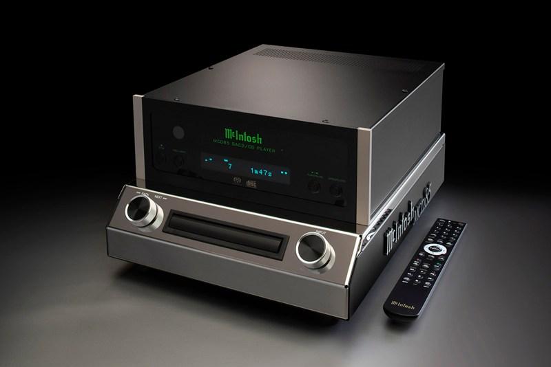 McIntosh MCD85 SACD/CD Player with remote