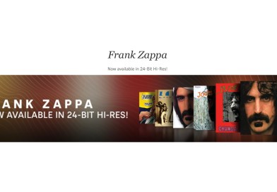 Frank Zappa Records Go High Res For The First Time With Qobuz