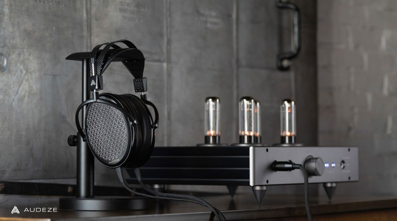 Audeze CRBN Electrostatic Headphone with Amp