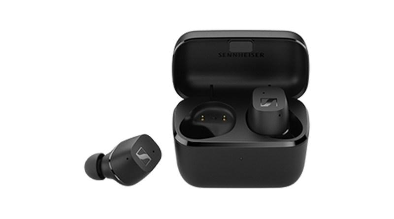 Sennheiser CX True Wireless in black