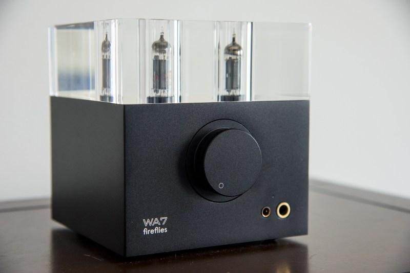 Woo Audio WA7 Fireflies (3rd Gen) Headphone Amplifier front