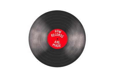 How Records Are Made (Vinyl Pressings)