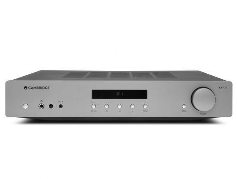 Cambridge Audio: AXA35 Versterker - Grijs