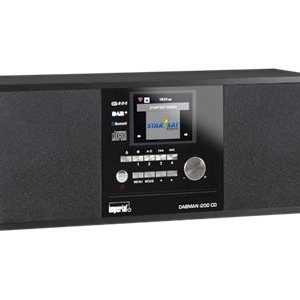 Imperial Dabman i200 CD Stereo DAB+ en Internetradio (Hout)