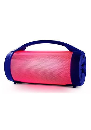Bluetooth Speaker Party - Lite + Microphone - Blue