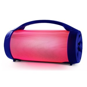 Bluetooth Speaker Party - Lite + Microphone - Blue