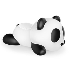Bluetooth Usb Aux Speaker With Light - Panda 2