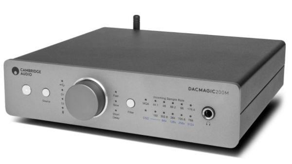 Cambridge Audio: Dacmagic 200M - Zilver