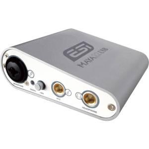 Audio interface ESI audio Maya 22