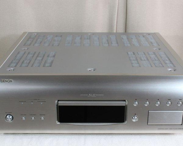 栃木県栃木市にてDENON デノン ユニバーサルプレーヤー DVD-A1UDの買取