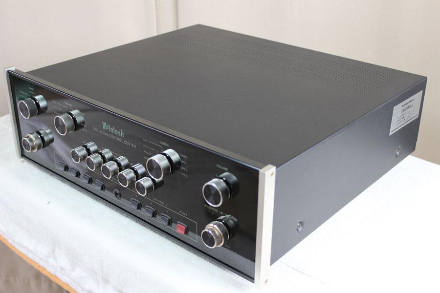 McIntosh C40 オーディオコントロールセンター