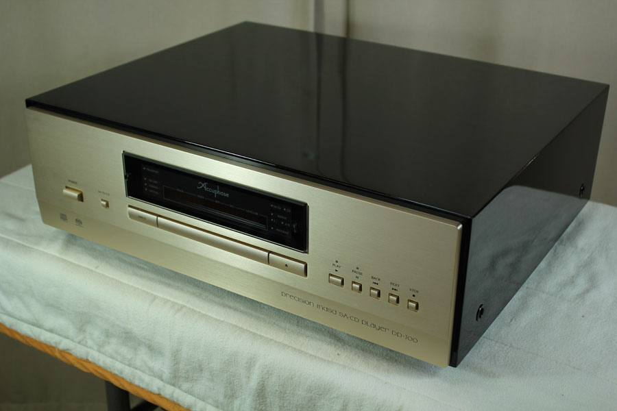 Accuphase アキュフェーズ DP700 SA-CD/CD プレーヤーの買取