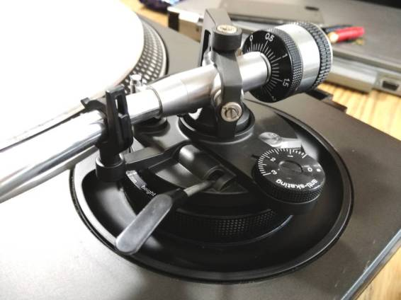 naprawa gramofonów Wrocław technics 1210