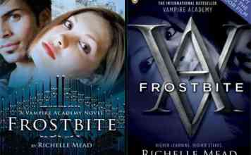 Frostbite Audiobook - Vampire Academy Book 2 by Richelle Mead