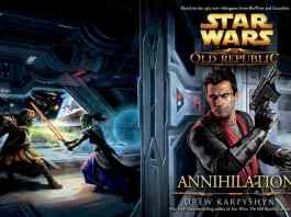 Listen and download Star Wars - The Old Republic Annihilation Audiobook Free
