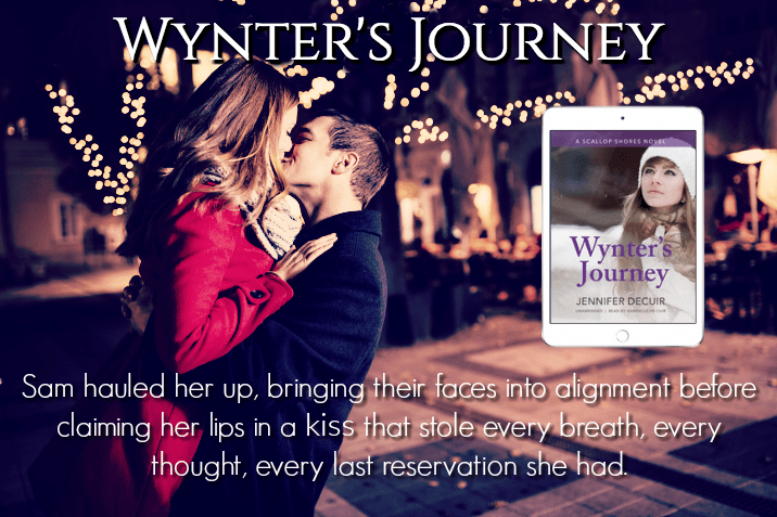 Wynter's Journey Teaser Kissing