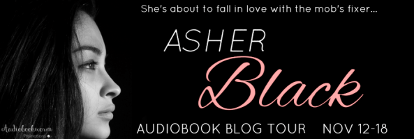 🎧 Audio Blog Tour: Asher Black by Parker S. Huntington