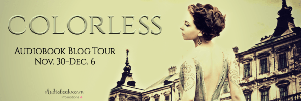 🎧 Audio Blog Tour: Colorless by Rita Stradling