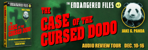 🎧 Audio Review Tour: The Case of the Cursed Dodo by Jake G. Panda