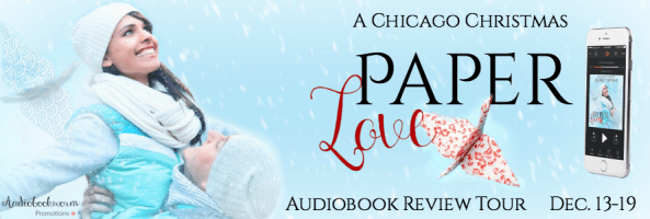 🎧 Review Tour: Paper Love by Aubrey Wynne