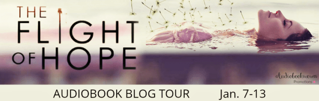 🎧 Audio Blog Tour: The Flight of Hope by H.J. Bellus