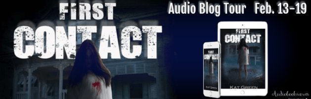 🎧 Audio Blog Tour: First Contact by Kat Green