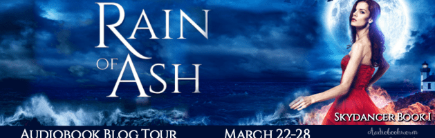 🎧 Audio Blog Tour: Rain of Ash by Gwen Mitchell