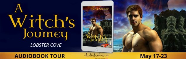 🎧 Audio Blog Tour: A Witch's Journey by Tena Stetler