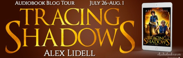 🎧 Audio Blog Tour: Tracing Shadows by Alex Lidell