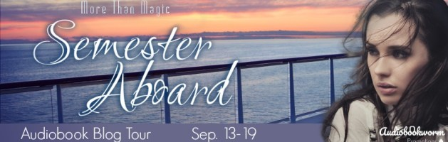 🎧 Audio Blog Tour: Semester Aboard by Elizabeth Kirke