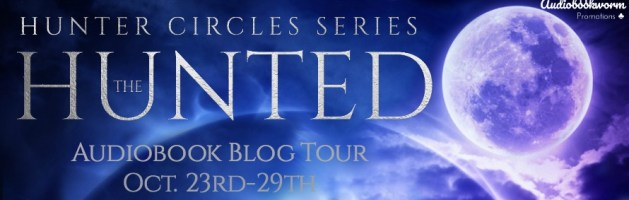 🎧 Audio Blog Tour: The Hunted by Jessica Gunn