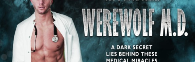 🎧 Audio Series Blog Tour: The Werewolf M.D. Series by Taylor Haiden