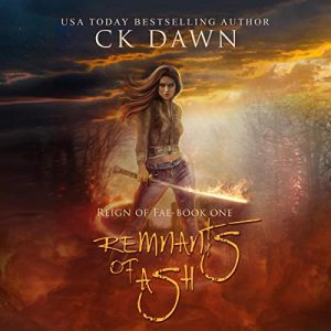 Remnants of Ash by C.K. Dawn