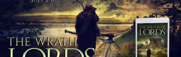 🎧 Audio Blog Tour: The Wrath of Lords by Kyle Alexander Romines