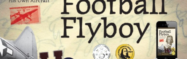 🎧 Audio Blog Tour: Football Flyboy by Lisa Reinicke