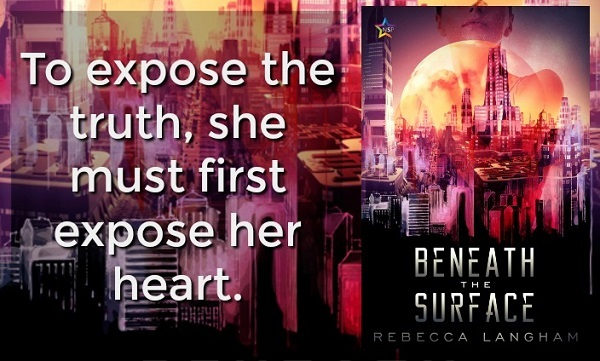 Beneath the Surface by Rebecca Langham – Dab of Darkness
