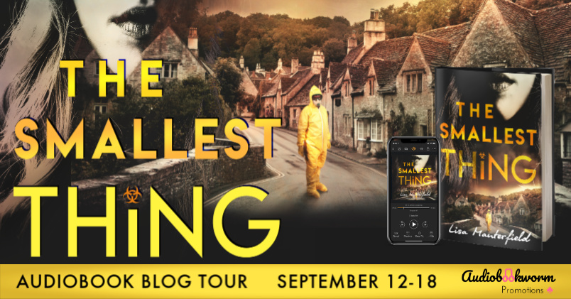 Audiobook Blog Tour: The Smallest Thing by Lisa Manterfield
