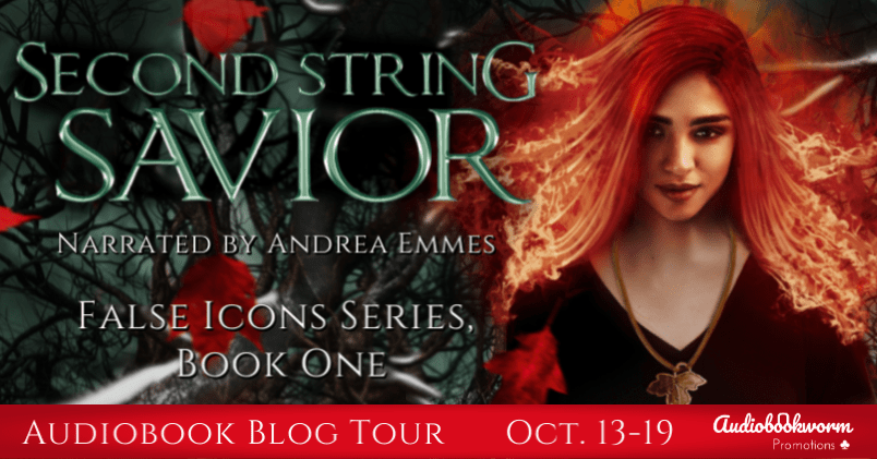 Audiobook Tour: Second String Savior by Rick Gualtieri & R.E. Carr