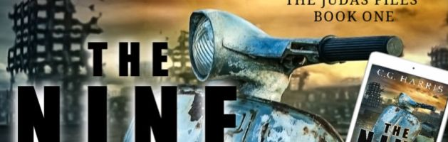 🎧 Audio Blog Tour: The Nine by C.G. Harris