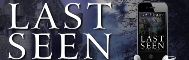 🎧 Audio Blog Tour: Last Seen by Jo A. Hiestand
