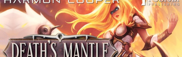 🎧 Audio Blog Tour: Death's Mantle by Harmon Cooper